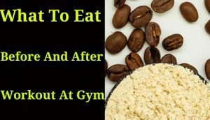 Best Pre And Post Workout Meal | Bodybuilding Tips