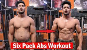 Top 3 Six Pack Abs Workout | Only 5 Minutes ABS Exercise HomeGym