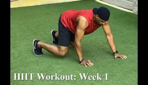 Mayo Clinic HIIT Workout for Mind & Body Week 1